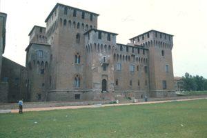 Mantova - Il Castello