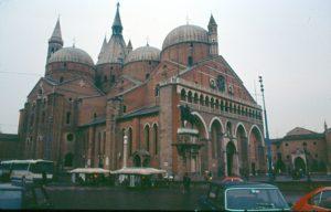 Padova - La Basilica di Sant'Antonio