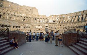Roma - Colosseo (Interno)