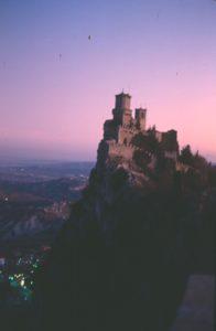 San Marino - Scorcio