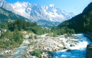 Valle D'Aosta - La Dora Baltea