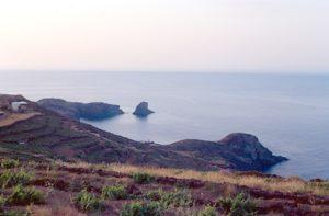 Pantelleria - Il Faraglione e L'arco dell'Elefante
