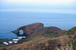 Pantelleria - L'arco dell'Elefante