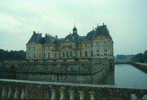 Parigi il Castello di Vaux-le-Vicomte
