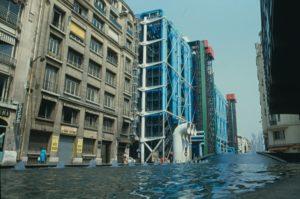 Parigi - Centro Pompidou