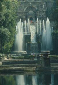 Tivoli - Una Fontana