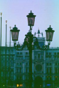 Venezia - Il campanile dei Mori