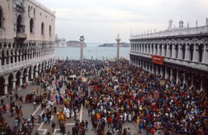 Venezia - Il Carnevale a Piazza San Marco