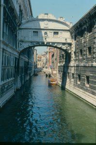 Venezia - Il ponte dei Sospiri