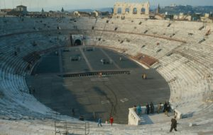 Verona - L'arena (interno)