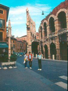 Verona - L'arena