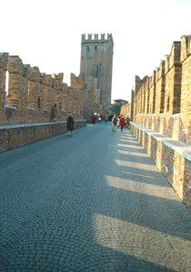 Verona - Il ponte di Castelvecchio