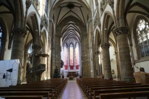 San Pauls Kirche (interno).