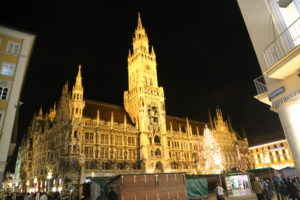 Neves Rathaus.