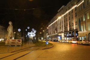 Promenade Platz.