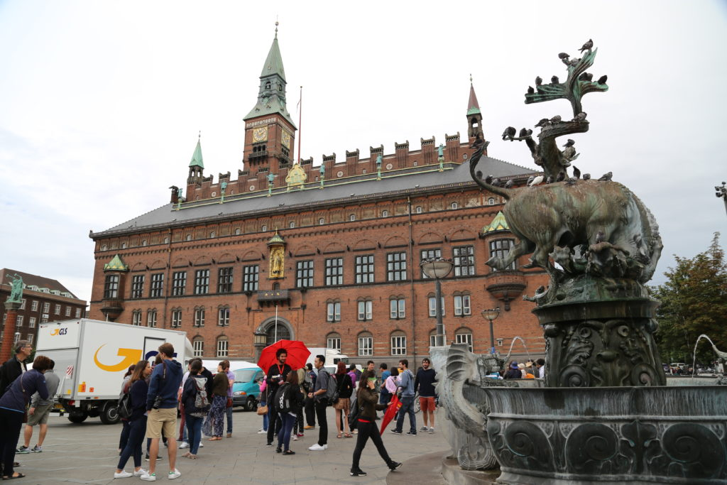 Copenhagen – City Hall Square