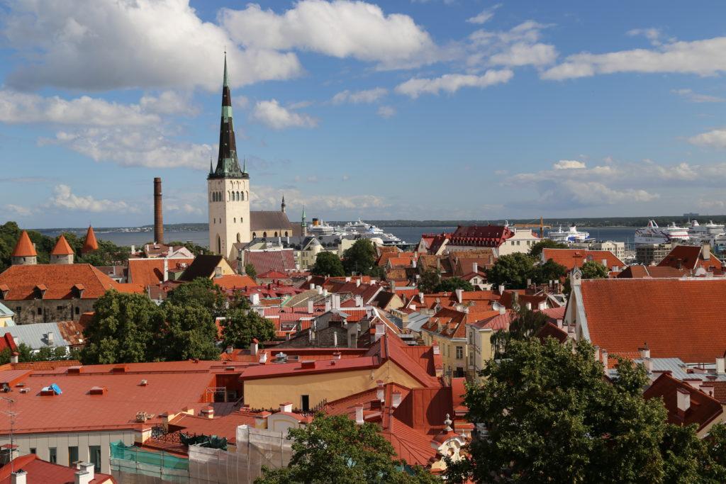 Tallinn, Panorama.