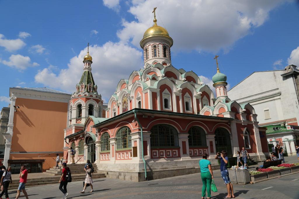 Mosca, Cattedrale di Kazan'