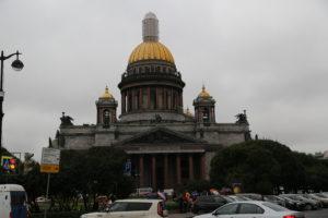 San Pietroburgo, Cattedrale di Sant'Isacco