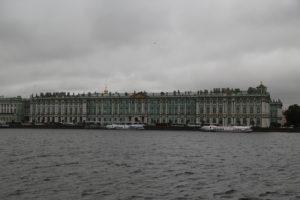 San Pietroburgo, L'Ermitage – Il Palazzo d'inverno