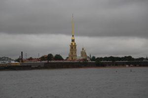 San Pietroburgo, La Fortezza di Pietro e Paolo