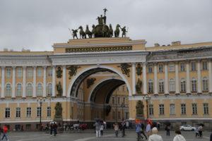 San Pietroburgo, Piazza del Palazzo