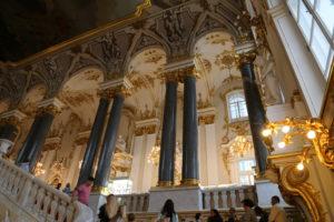 San Pietroburgo, l'Ermitage, interno