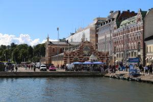Helsinki, Il mercato coperto