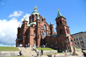 Helsinki, Cattedrale della dormizione