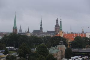 Riga - Panorama.