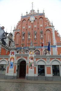 Riga, La casa delle teste nere