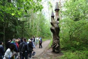 Klaipeda, Penisola di Neringa – La Collina delle streghe
