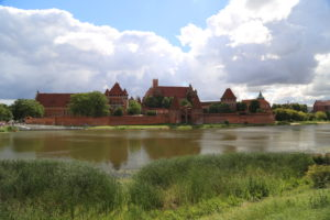Danzica, il castello di Malbork