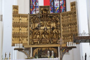 Danzica, la Cattedrale – interno