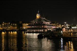 Sea Palace - Il ristorante galleggiante.