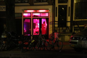 Il Red Light District.