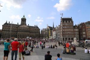 Piazza DAM.