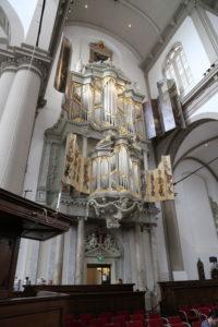 Westerkerk - interno.