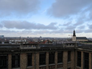 Panorama da Place Poelaert