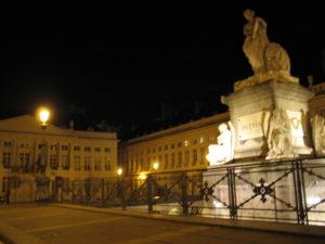 Piazza dei Martiri.