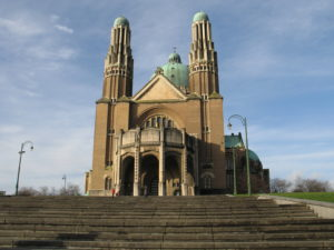 Basilica del Sacro Cuore.