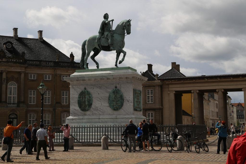 Copenhagen – Amalienborg.