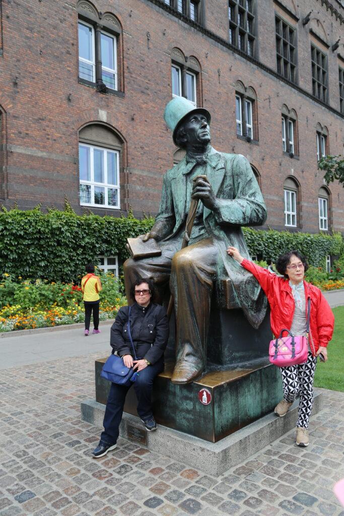 Copenhagen – Hans Christian Andersen