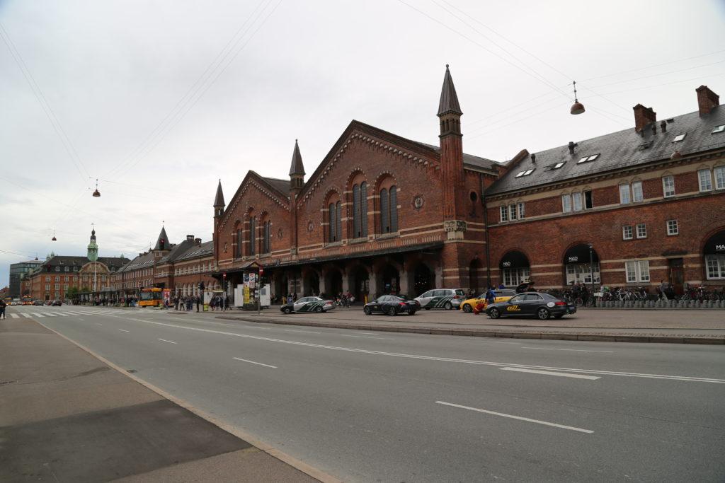 Copenhagen – La stazione