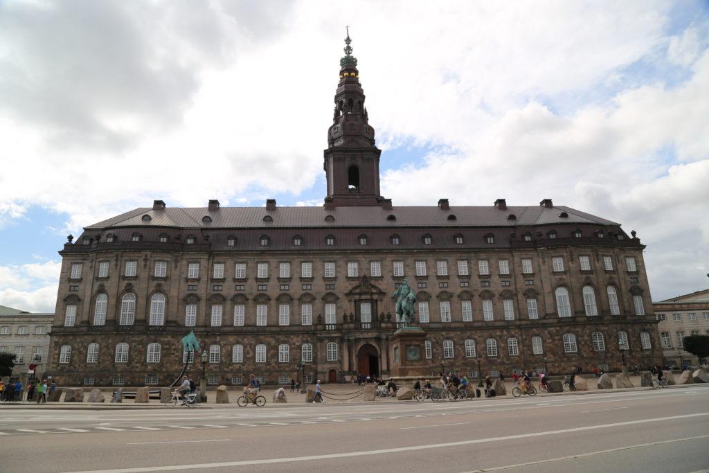 Copenhagen – Christiansborg Palace