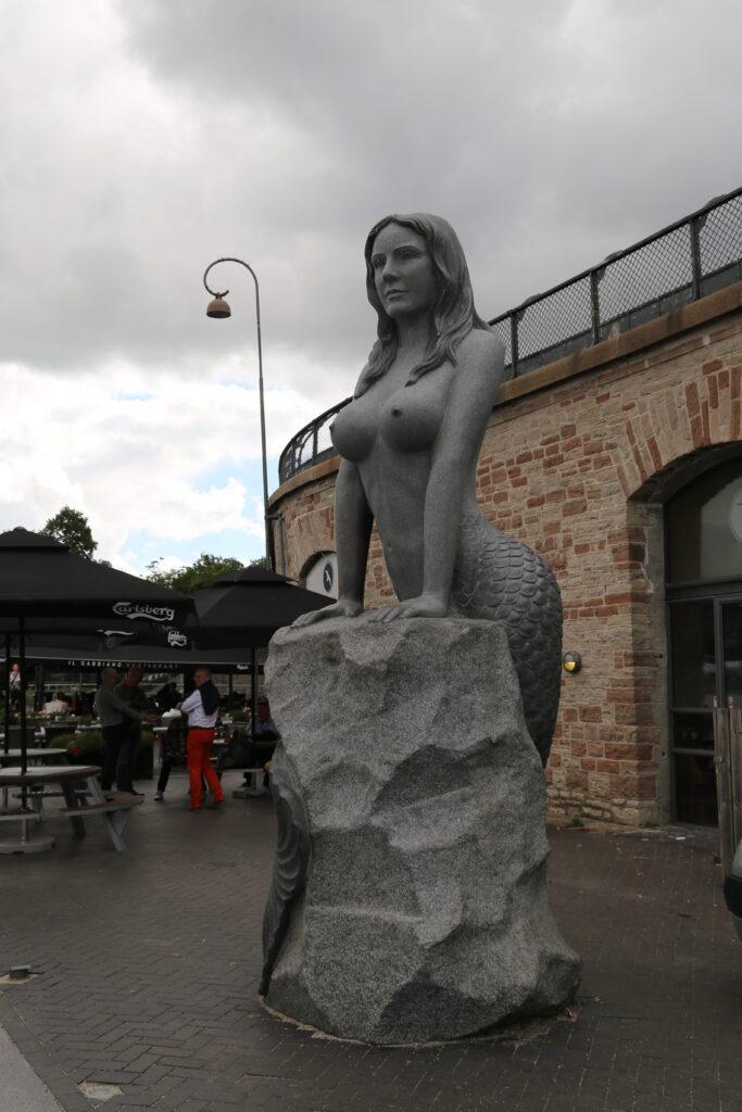 "Copenhagen, La Sirenetta ""più amata dai marinai"""