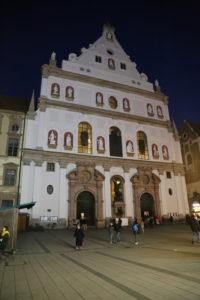 Michaels Kirche.