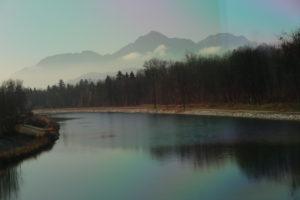 In viaggio da Monaco di Baviera (Germania) a Salisburgo (Austria)