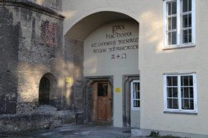 Un convento e….