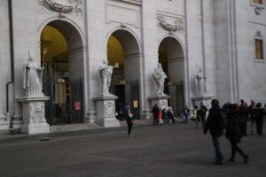 Il Duomo – particolare